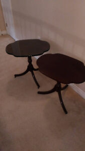 Pair of Bombay Company Side Tables