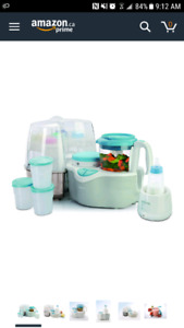 Oster baby food station, also a bottle warmer!