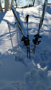 Ensemble de ski de fond pour enfant/junior