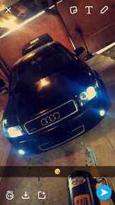 Audi a4 b6 devant
