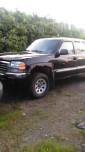 2004 gmc for parts
