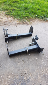 Front Camper Tie Downs for Toyota Tacoma