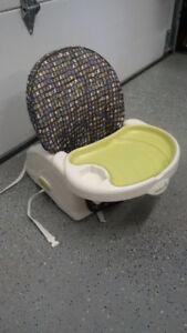 Chaise d'appoint pour bébé