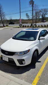 2013 Kia Forte Coupe SX - luxury-