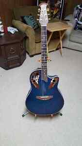 Ovation Acoustic/Electric Guitar