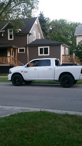 2014 Dodge Ram Sport 1500, Crew Cab with Upgrades
