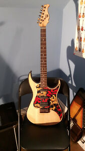 Custom AXL Badwater SRO Electric Guitar London Ontario image 1