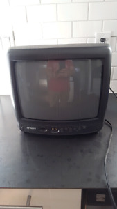 "14"" Hitachi TV"