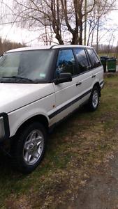 Land rover range rover 1998 pieces de carrosserie