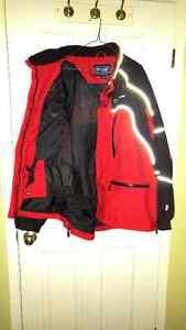 Pure Polaris Octane Jacket Red/Black 2xl St. John's Newfoundland image 2