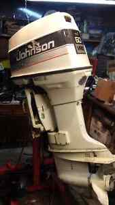Johnson 60 hp outboard