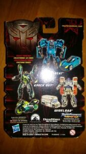 Transformers ROTF Revenge of the Fallen Scout Class Wideload