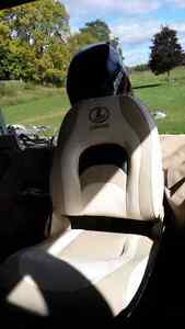 Wanted Legend Boat Seat