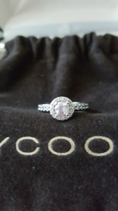 Diamonelle by Tycoon Ring