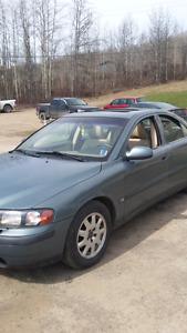 Volvo s60.2001