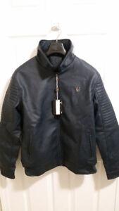 Leather Jacket - New
