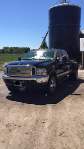 2004 Ford F-350 Lariat Dually