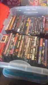 650 DVDS for sale
