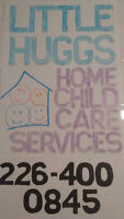 2 spaces available- caring, quality home daycare (Mayfair area)