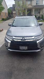 2016 Mitsubishi Outlander 7 Seat, LEASE TAKEOVER $1000 Cash