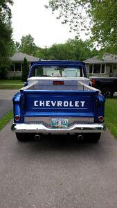 1966 Chevy Short Box 4X4 Step Side