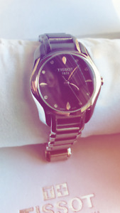 Tissot Diamond Watch