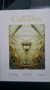 Calulus Ninth Edition
