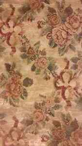 Egyptian Made Persian Rug with Tassles