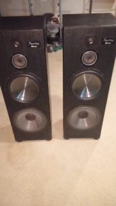 Sound Dynamics Signature Series SD65S Tower Speakers
