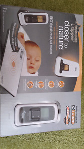 baby monitor with sensor pad