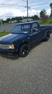 1982 Chevy S10 for sale NO TRADES