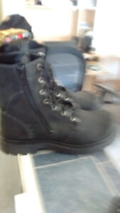 Harley Davidson motorcycle boots size9.5 for sale