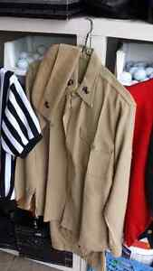 Specialty clothes and uniforms,Sz 14 mens boots, Harley Jacket