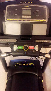 Livestrong LS8.0T Treadmill- MINT CONDITION!!