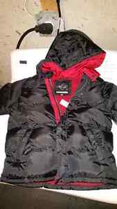 Children's place boys winter jacket - Medium