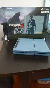 PS4 Console Uncharted Special Edition
