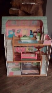 barbie doll house