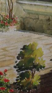 Watercolour - Antonio Delgado North Shore Greater Vancouver Area image 6