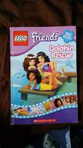 Lego friends: Dolphin Rescue from the movie