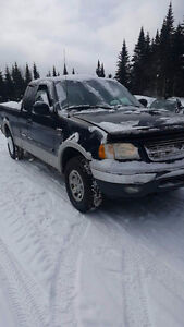 Ford F-150 4X4 2003