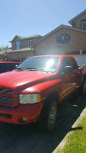 DODGE POWER RAM 2500 HD LARAMIE (HEMI)