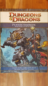 D&D 4th Edition Books