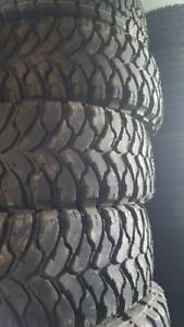 33x12.5r18 comforser mud terrain tires