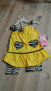 18m baby girl outfit