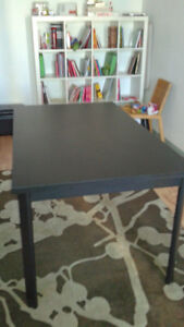 Modern Style, Espresso, Dining Table
