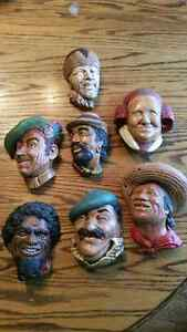 Countrymen bosson reproduction heads