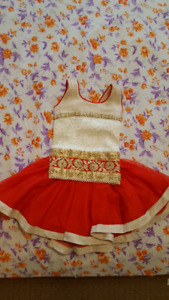Indian dress for baby.