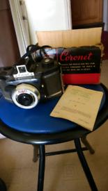 Camera with box