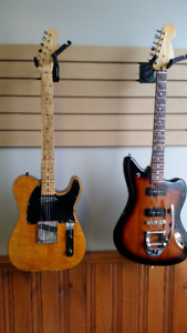 2 Electric Guitars for sale