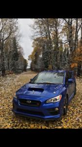 Subaru Sti 2015